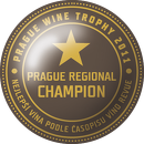 Prague wine trophy 2012 - Regional Champion