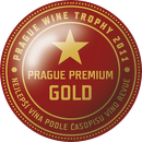 Prague wine trophy 2011 - Premium Gold