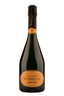 CHAMPAGNE MOUTARD EXTRA BRUT